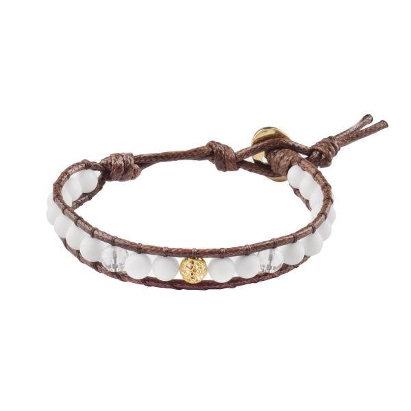 دستبند طلا 18 عیار زنانه درگون جولری مدل WX53