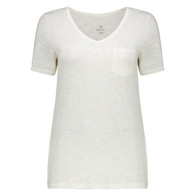 تی شرت زنانه کالینز مدل CL1034536-OFF WHITE
