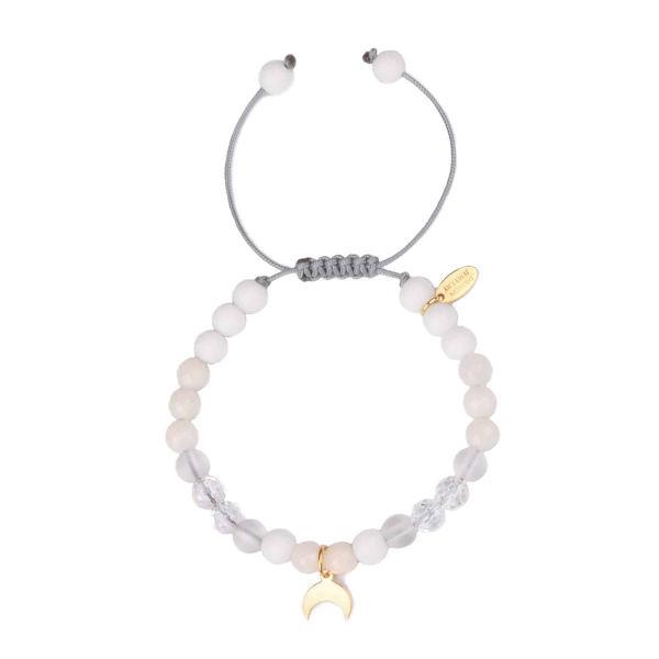 دستبند طلا 18 عیار زنانه درگون مدل Bg1