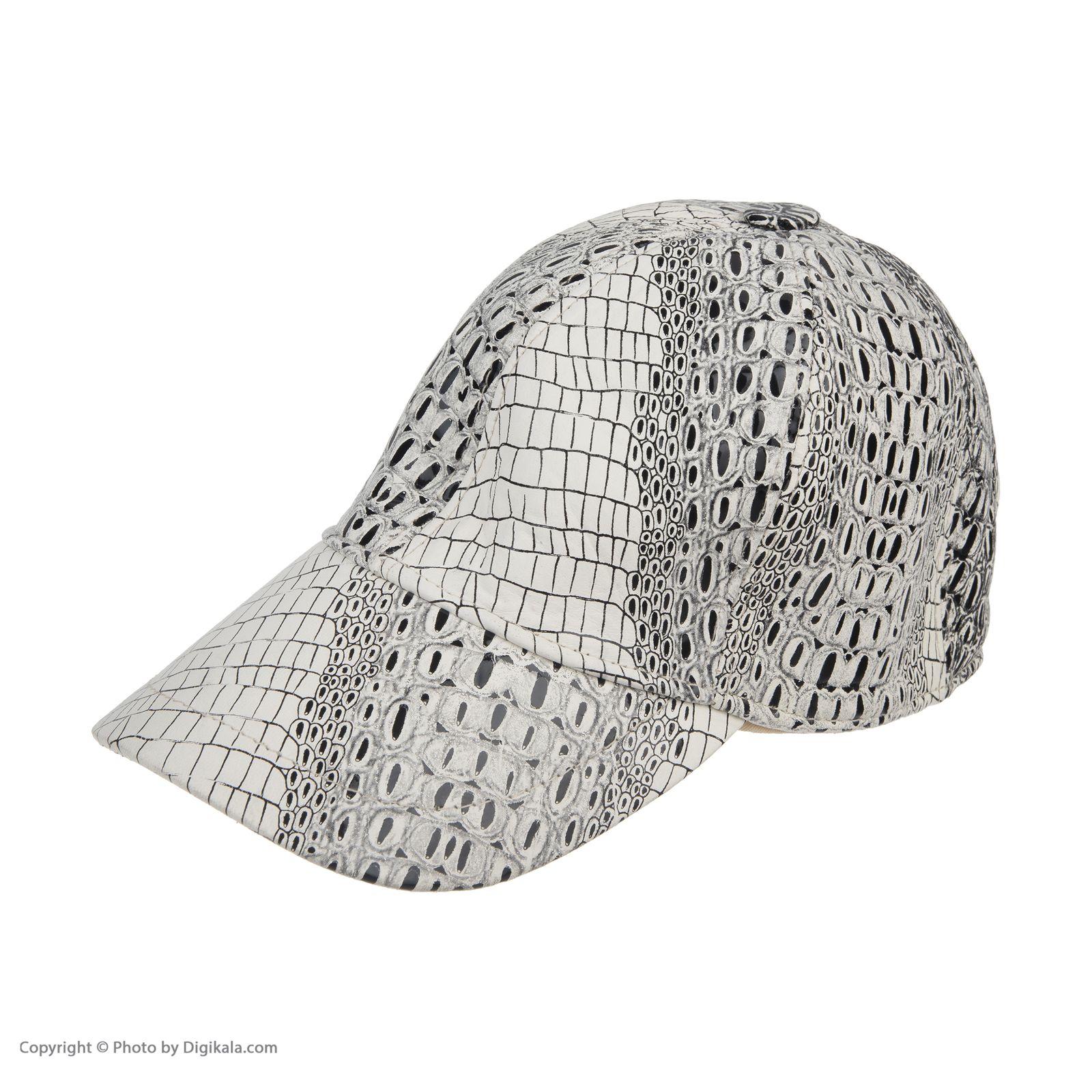 کلاه زنانه شیفر مدل 8701B44 - سفید - 3