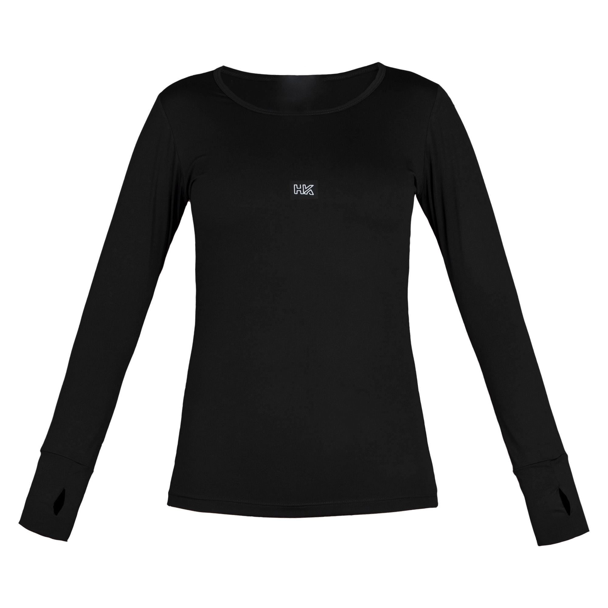 تیشرت ورزشی زنانه اچ کی کد 018-2379
