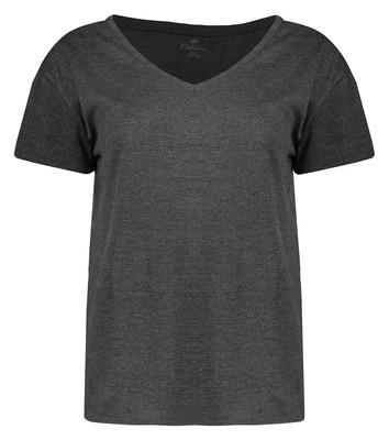تی شرت زنانه کالینز مدل CL1013893-ANTHRACITE MELANGE