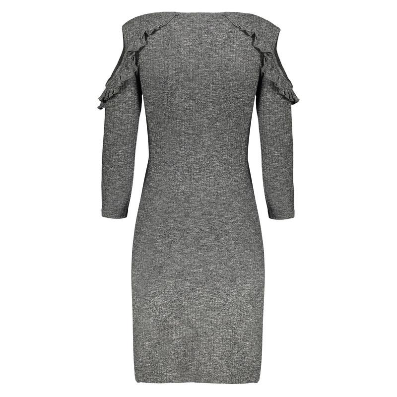 پیراهن زنانه کالینز مدل CL1033059-ANTHRACITE MELANGE