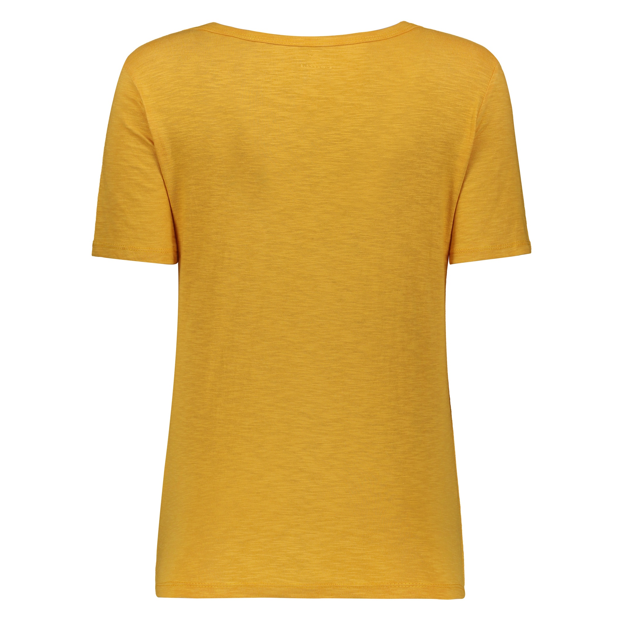 تی شرت نه کالینز مدل CL1034536-MUSTARD YELLOW