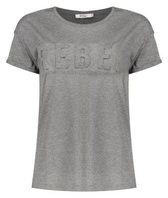 Photo of تی شرت زنانه کالینز مدل CL1034170-ANTHRACITE MELANGE
