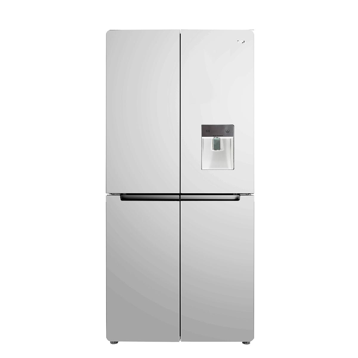 یخچال و فریز ساید بای ساید تی سی ال مدل   TR4-540ED