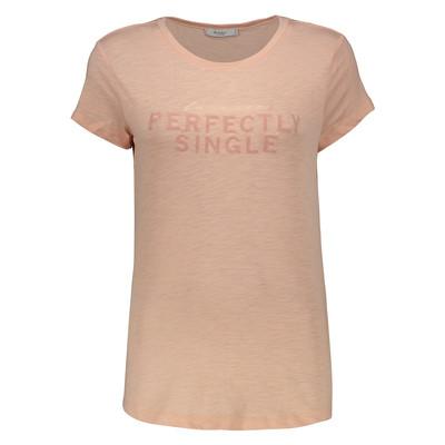تی شرت زنانه کالینز مدل CL1032840-SALMON
