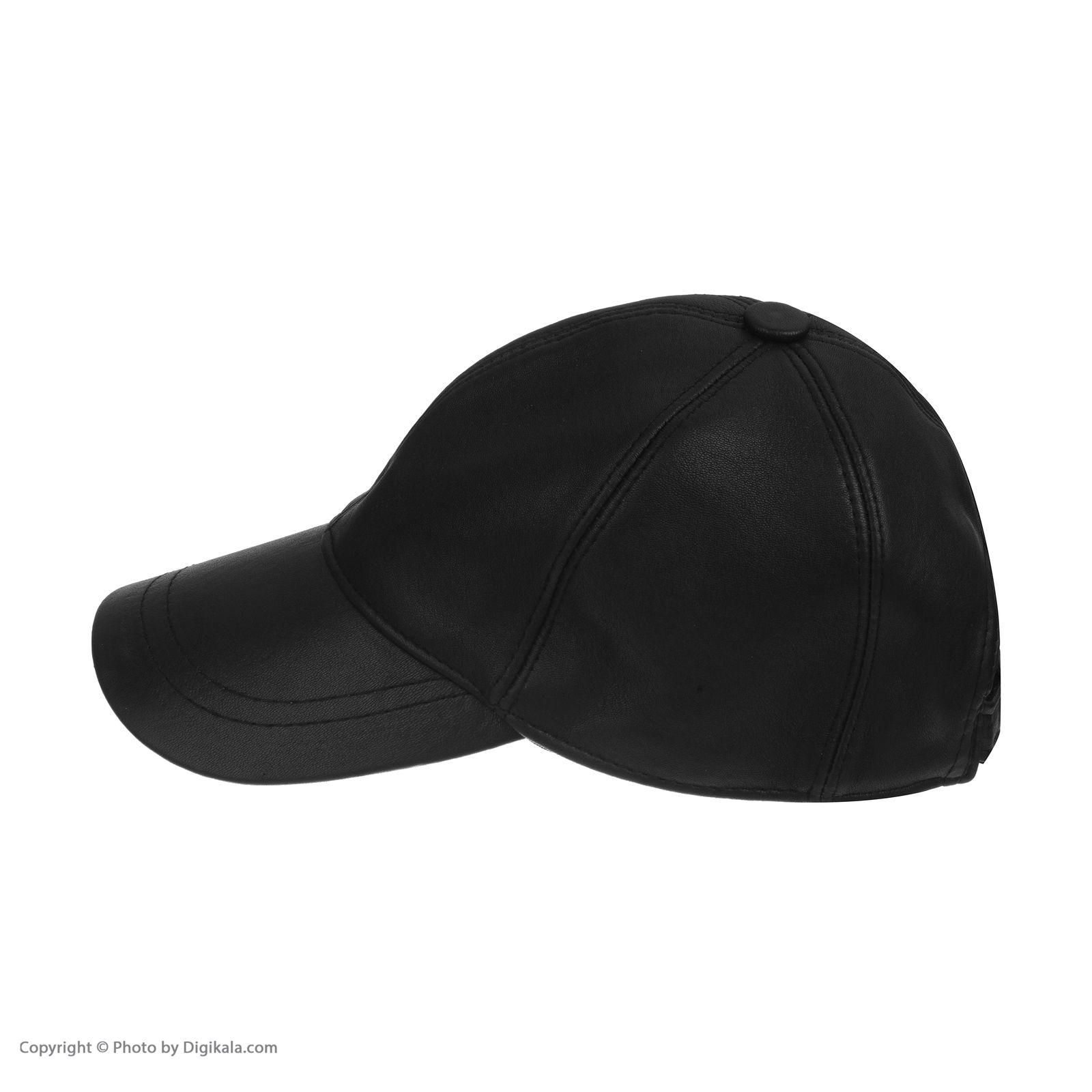 کلاه شیفر مدل 8701A01 - مشکی - 1