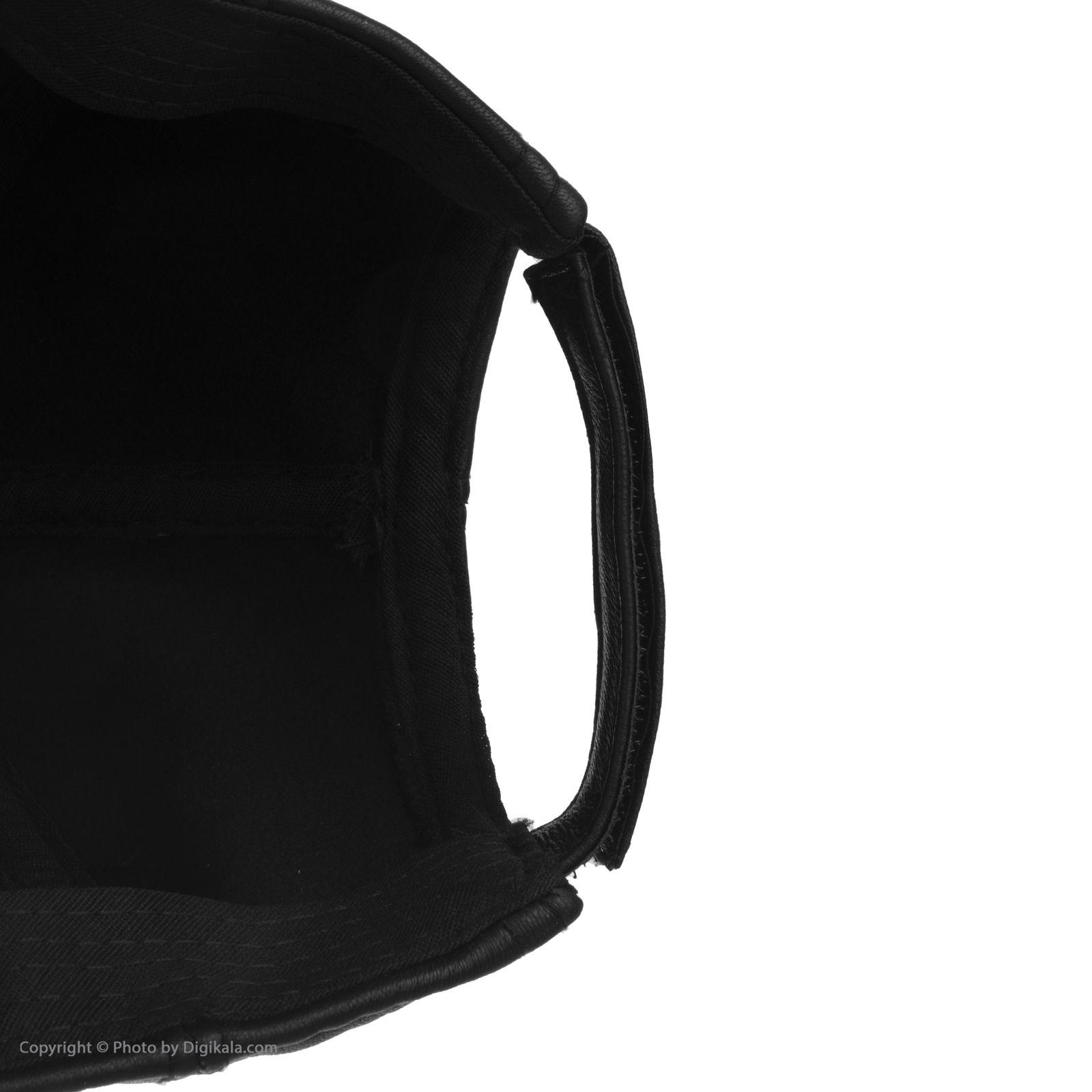 کلاه شیفر مدل 8701A01 - مشکی - 3