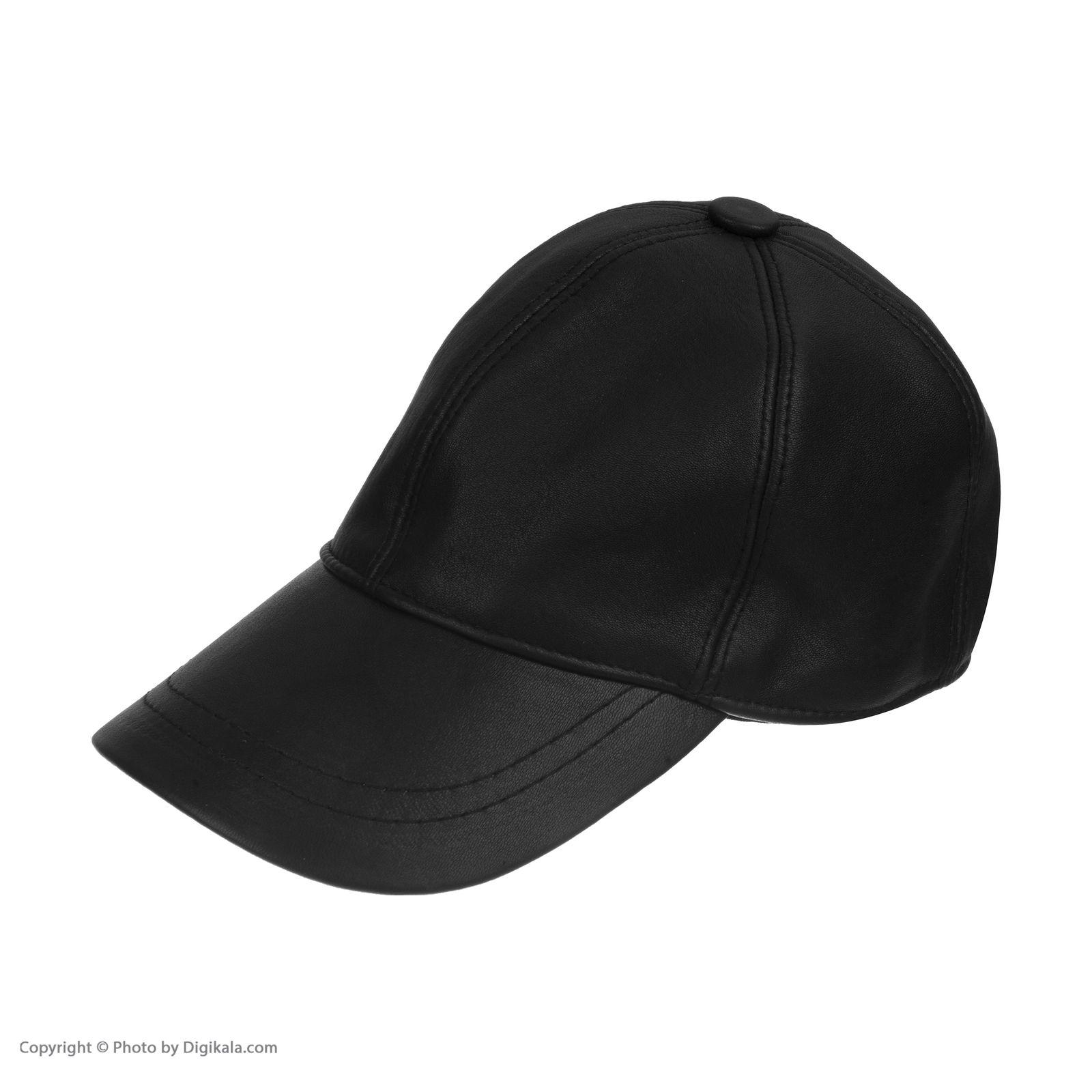 کلاه شیفر مدل 8701A01 - مشکی - 2