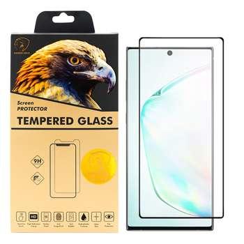 محافظ صفحه نمایش گلدن ایگل مدل LUX-X1 مناسب برای گوشی موبایل سامسونگ Galaxy Note 10