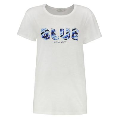 Photo of تی شرت زنانه کالینز مدل CL1032881-WHITE