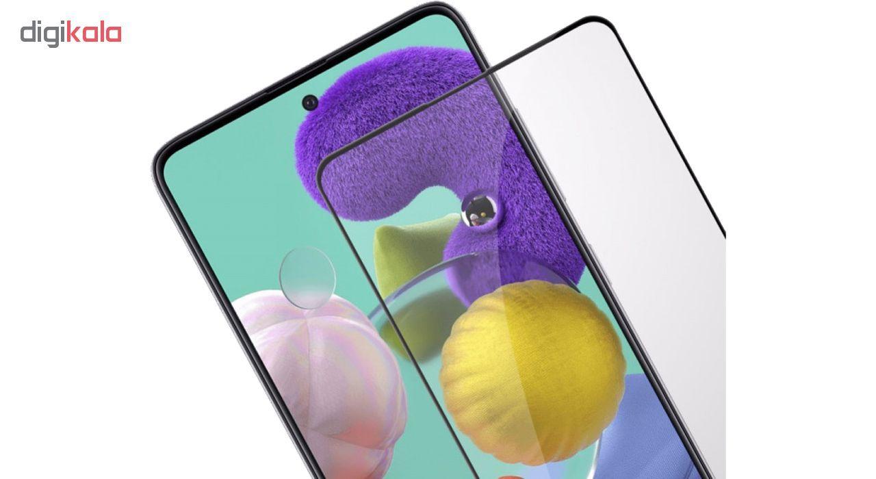 محافظ صفحه نمایش سیحان مدل FG مناسب برای گوشی موبایل سامسونگ Galaxy A71 main 1 2
