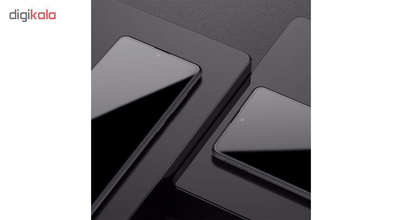 محافظ صفحه نمایش سیحان مدل FG مناسب برای گوشی موبایل سامسونگ Galaxy A71 main 1 4