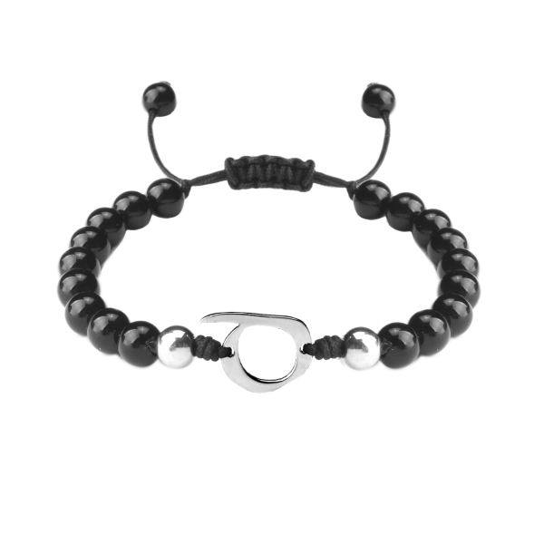 دستبند مردانه درگون جولری مدل DA11