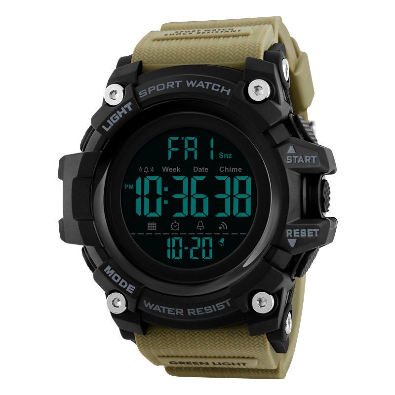 کد تخفیف                                      ساعت مچی دیجیتال مردانه اسکمی مدل 1384KH