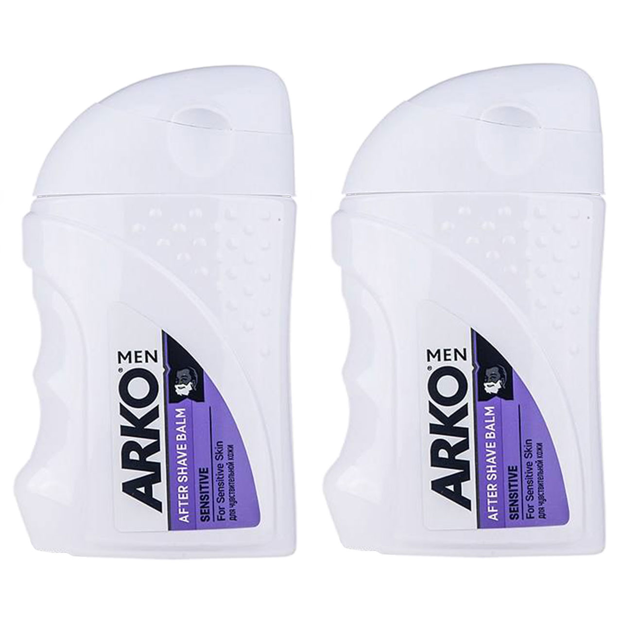 خرید                      بالم افتر شیو آرکو من مدل Sensitive حجم 150 میلی لیتر مجموعه 2 عددی              ✅