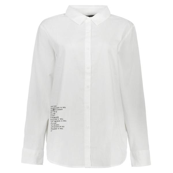 شومیز زنانه کالینز مدل CL1033319-WHITE