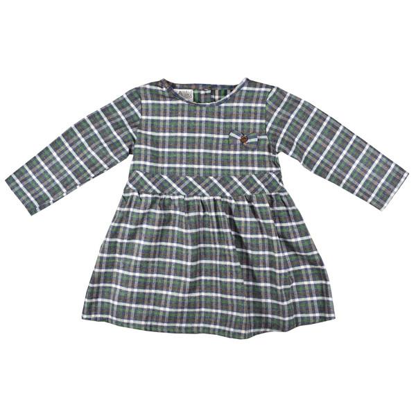 پیراهن دخترانه نیروان کد 1042 -3