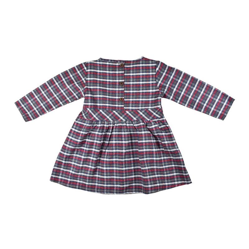 پیراهن دخترانه نیروان کد 1042 -1