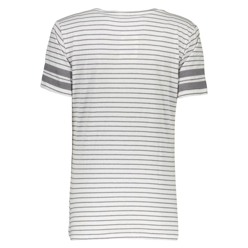 تی شرت زنانه کالینز مدل CL1032849-GREY MELANGE