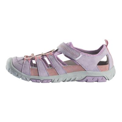 تصویر کفش طبیعت گردی دخترانه  کد P12