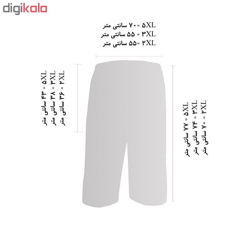 شلوارک مردانه فتوحی کد PHO-30117
