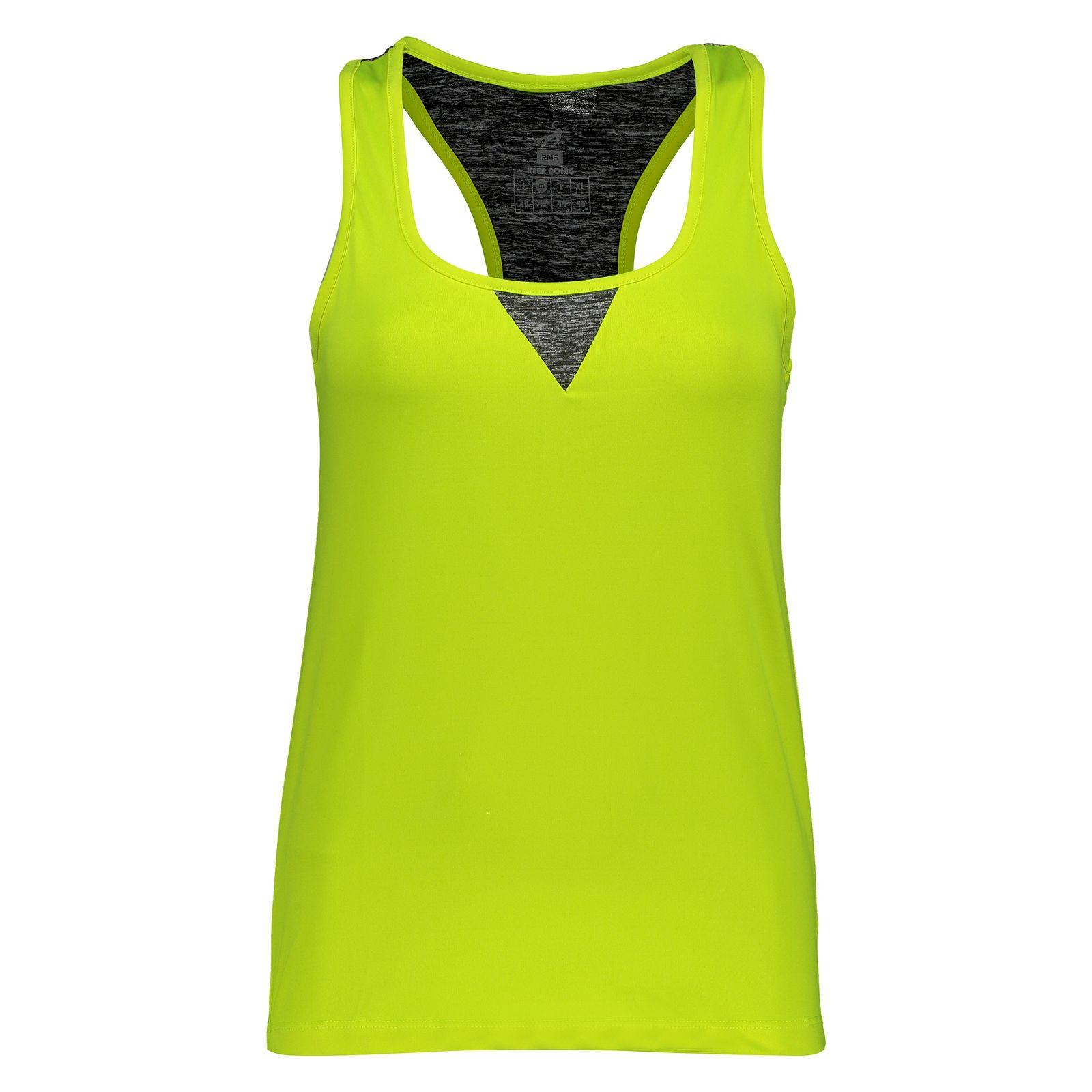 تاپ ورزشی زنانه آر ان اس مدل 1101104-16 main 1 1