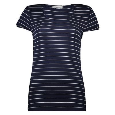 تصویر تی شرت زنانه کالینز مدل CL1032977-NAVY
