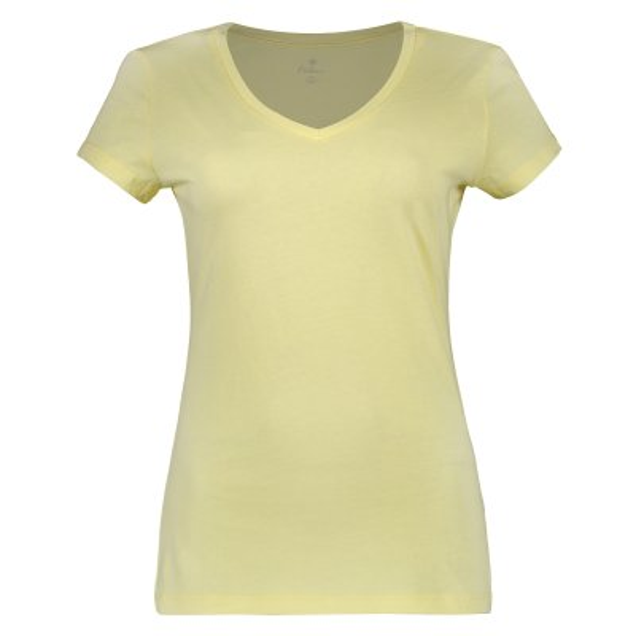 تی شرت زنانه کالینز مدل CL1019324-YELLOW