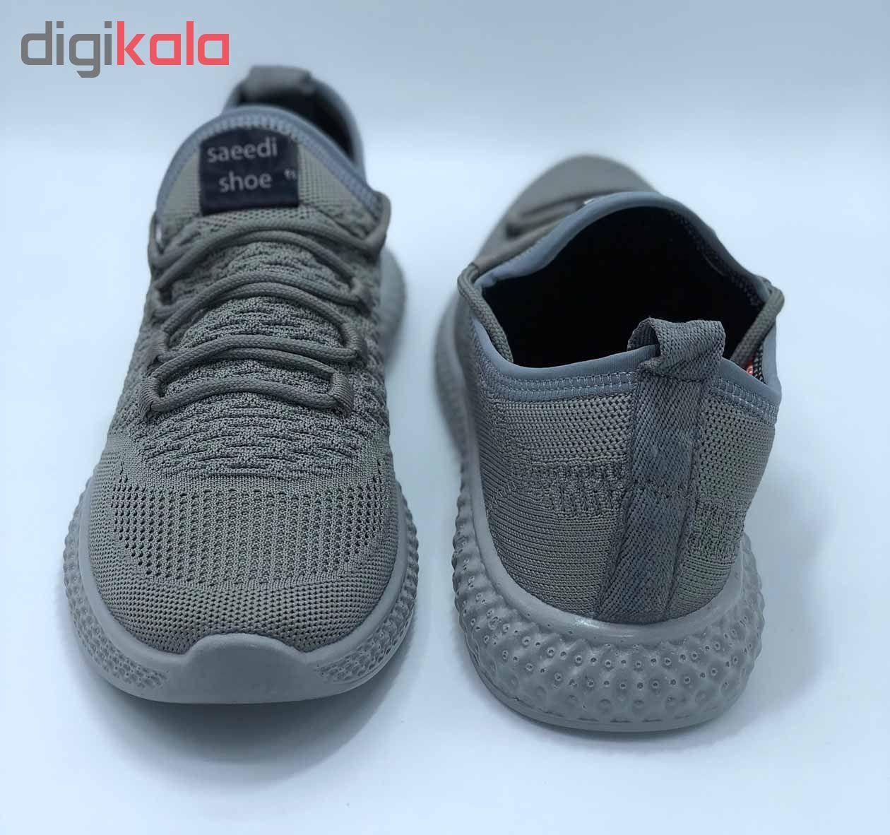 کفش مخصوص پیاده روی مردانه کفش سعیدیکد UR 330 main 1 3