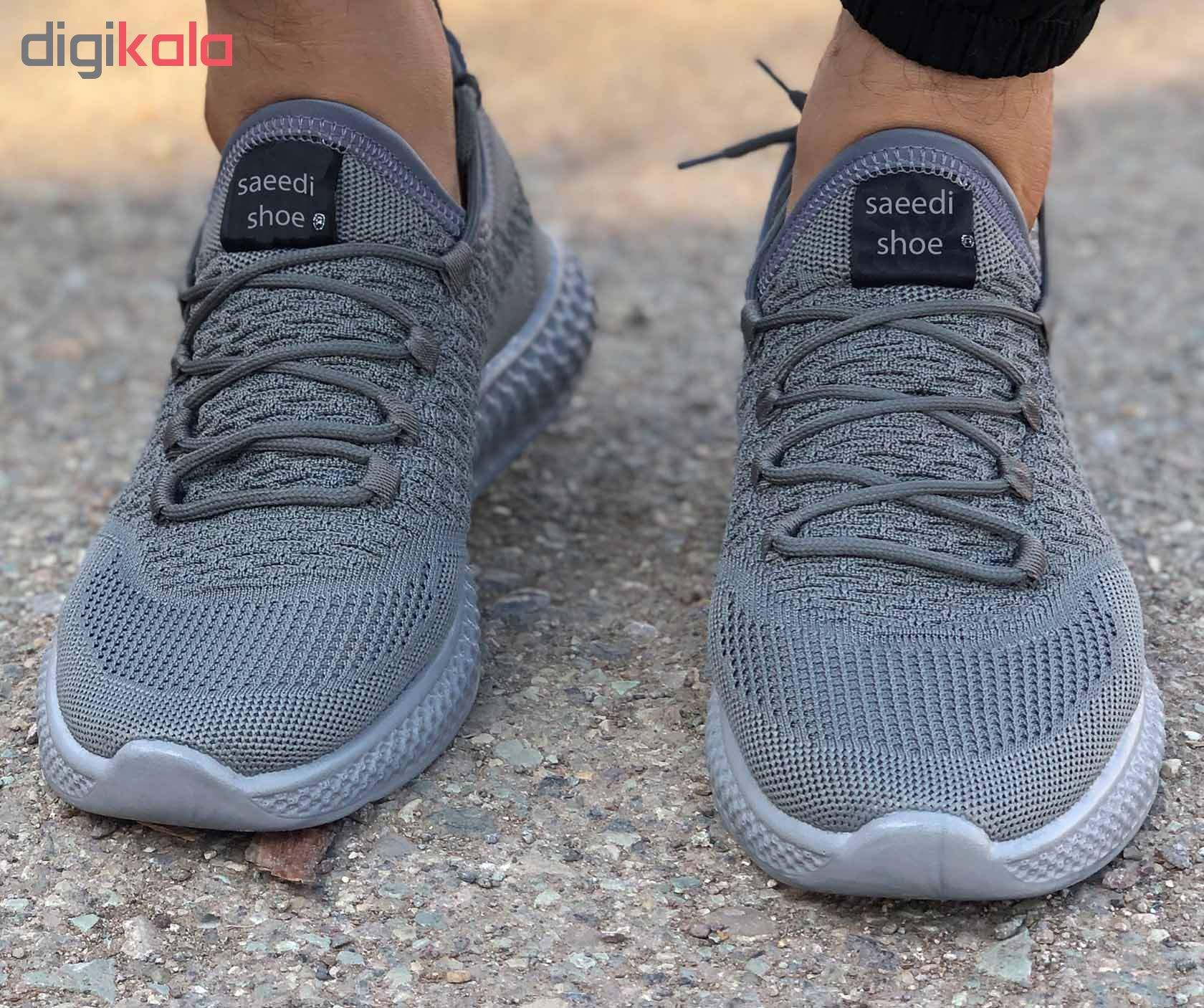 کفش مخصوص پیاده روی مردانه کفش سعیدیکد UR 330 main 1 6