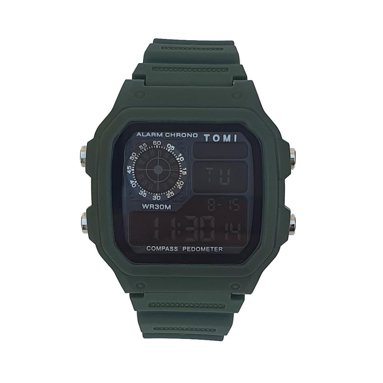 ساعت مچی دیجیتال  مدل  GN TM