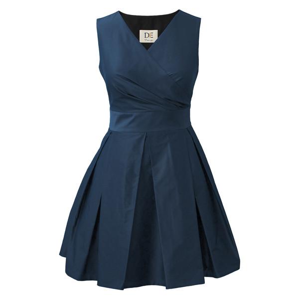 پیراهن زنانه درس ایگو کد 1010004 رنگ آبی