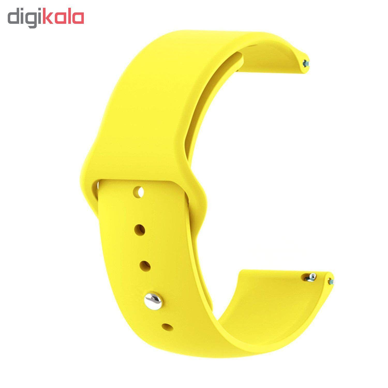 بند مدل GWA-0020  مناسب برای ساعت هوشمند سامسونگ Galaxy Watch Active main 1 4
