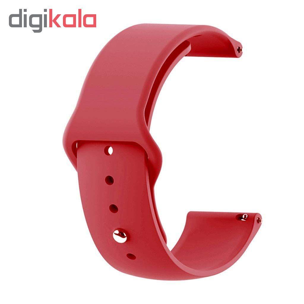 بند مدل GWA-0020  مناسب برای ساعت هوشمند سامسونگ Galaxy Watch Active main 1 2