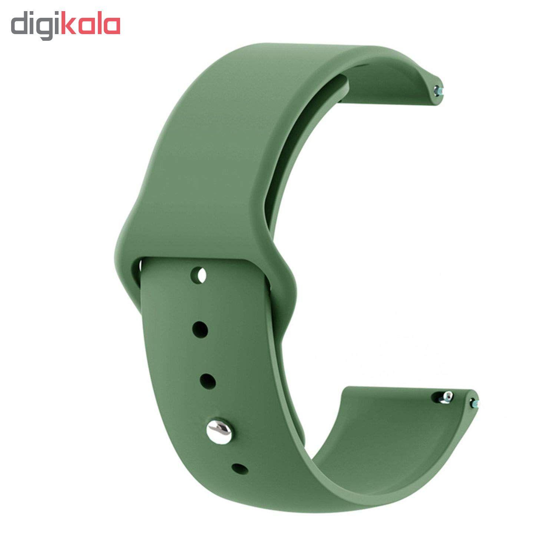 بند مدل GWA-0020  مناسب برای ساعت هوشمند سامسونگ Galaxy Watch Active main 1 5
