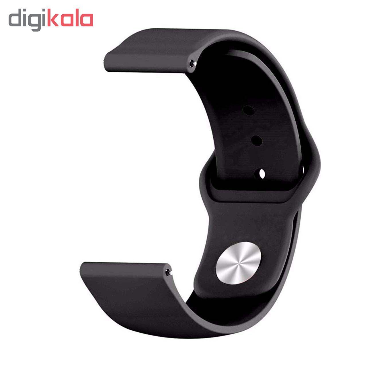 بند مدل GWA-0020  مناسب برای ساعت هوشمند سامسونگ Galaxy Watch Active main 1 8