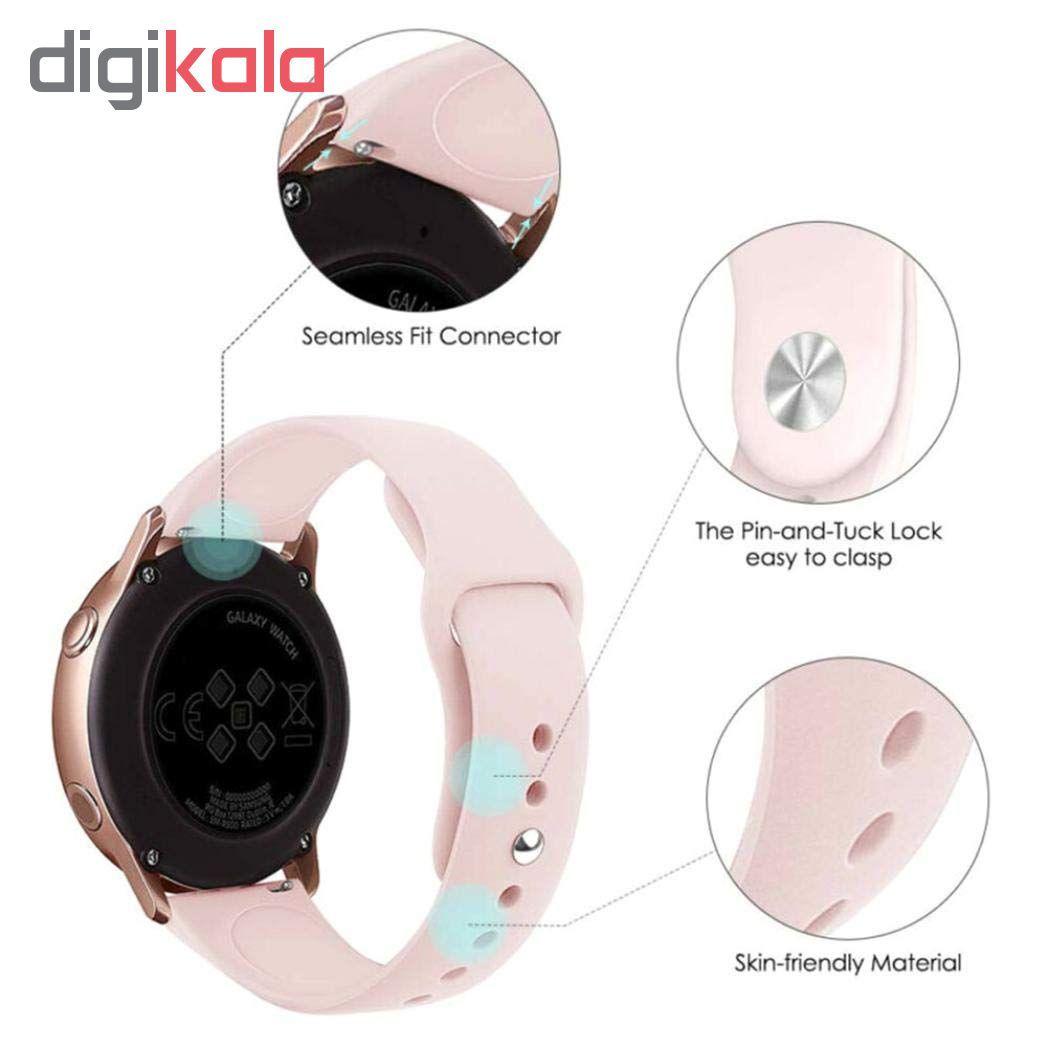 بند مدل GWA-0020  مناسب برای ساعت هوشمند سامسونگ Galaxy Watch Active main 1 10