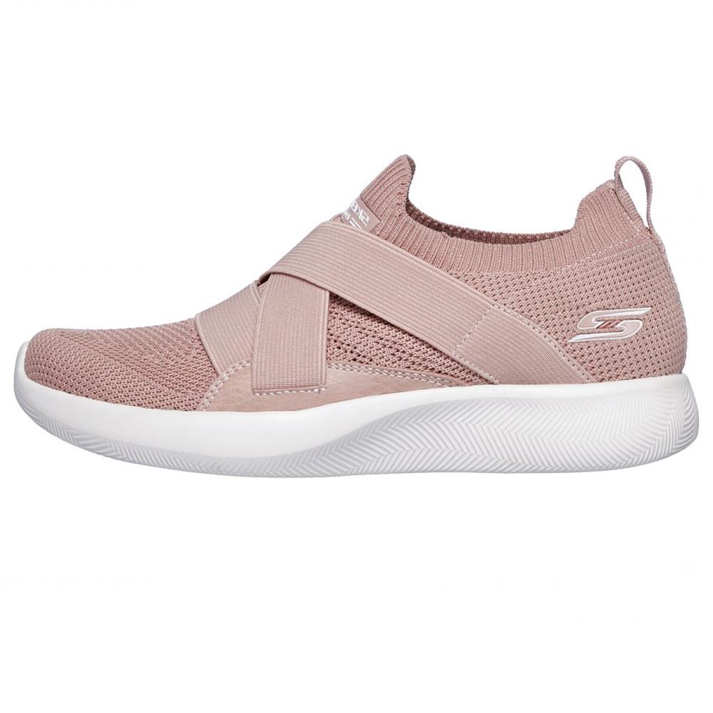کفش مخصوص پیاده روی زنانه اسکچرز مدل 32725-PNK