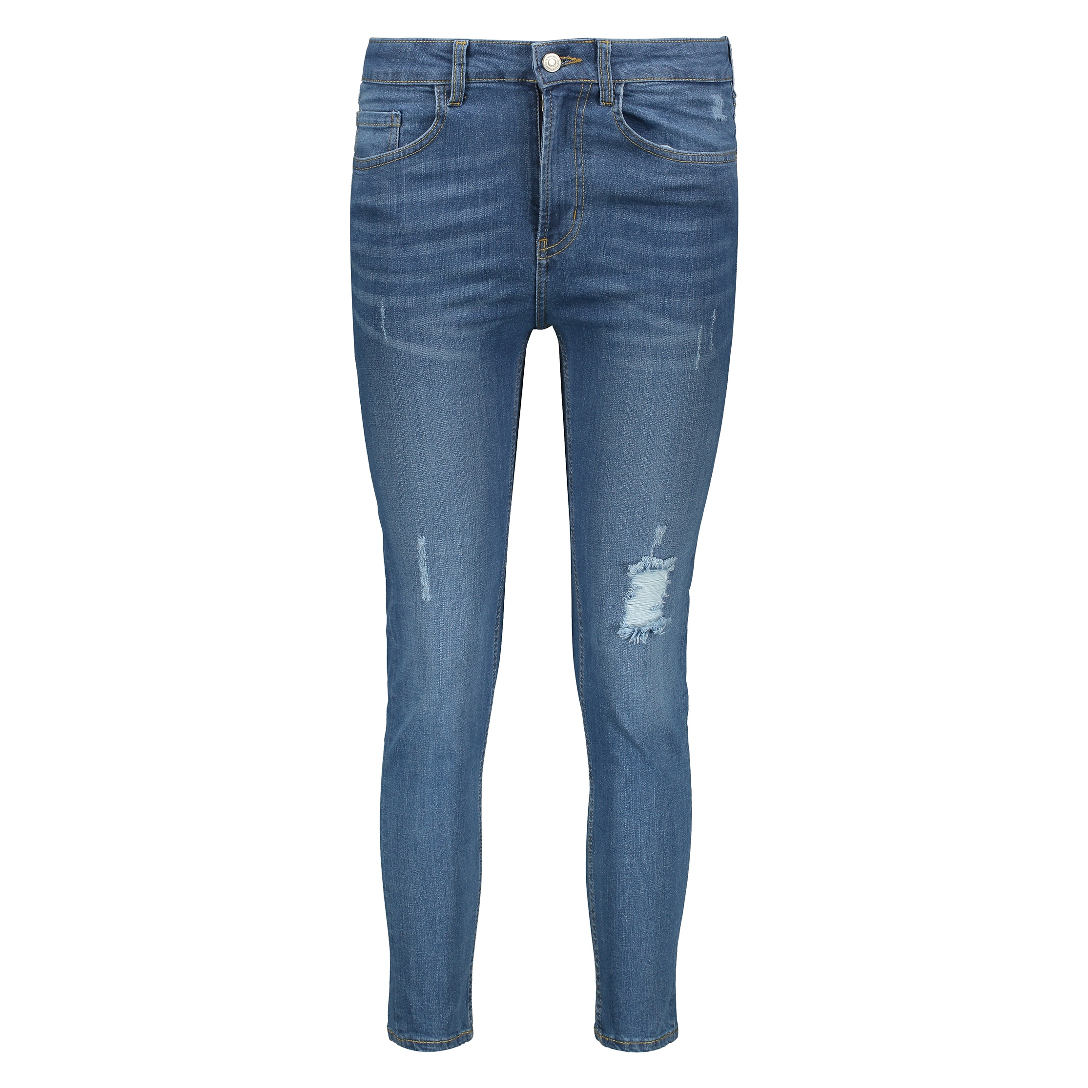 خرید ارزان شلوار جین زنانه آر ان اس مدل 1104049-59