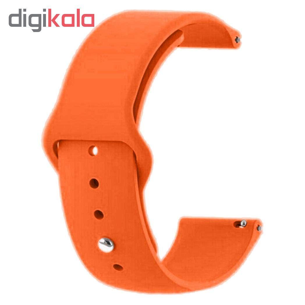 بند مدل GWA-0020  مناسب برای ساعت هوشمند سامسونگ Galaxy Watch Active main 1 3