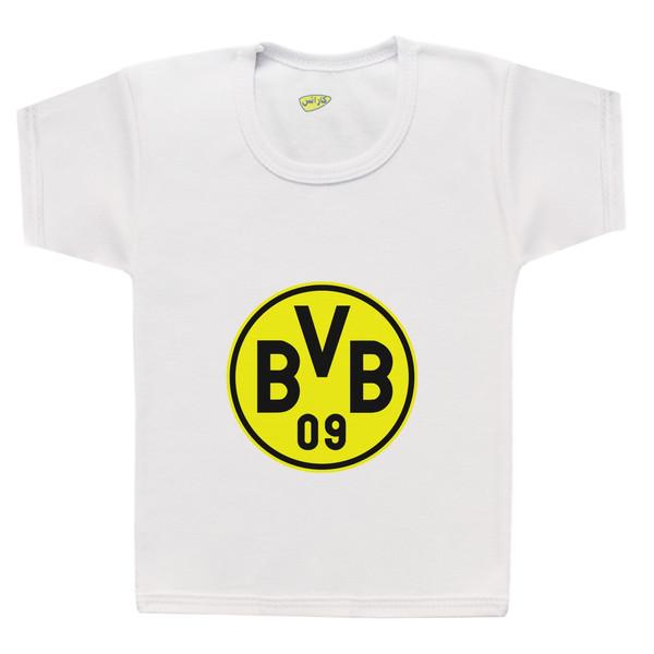 تی شرت پسرانه کارانس طرح دورتموند کد BT-013