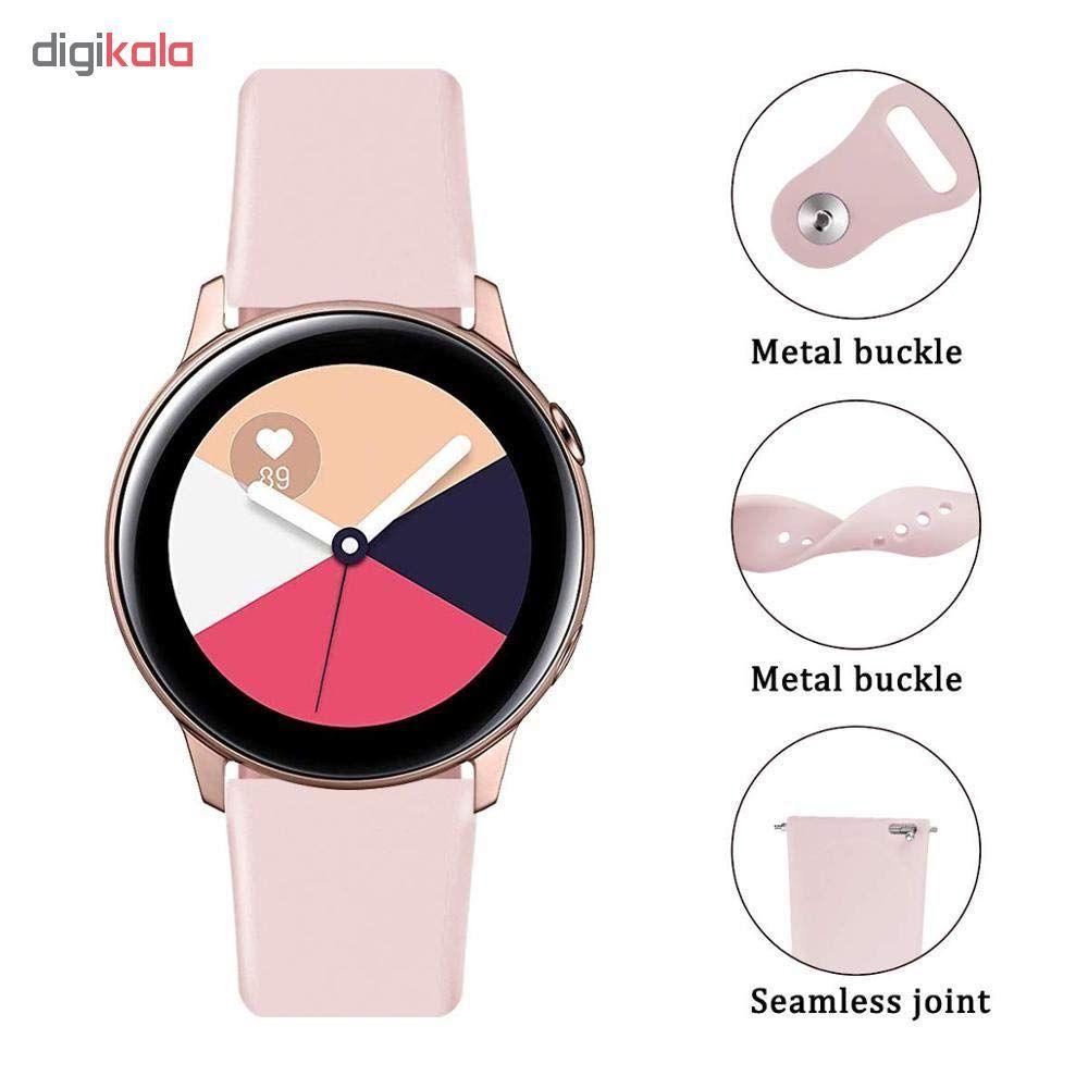 بند مدل GWA2-0020  مناسب برای ساعت هوشمند سامسونگ Galaxy Watch Active 2 44mm main 1 9
