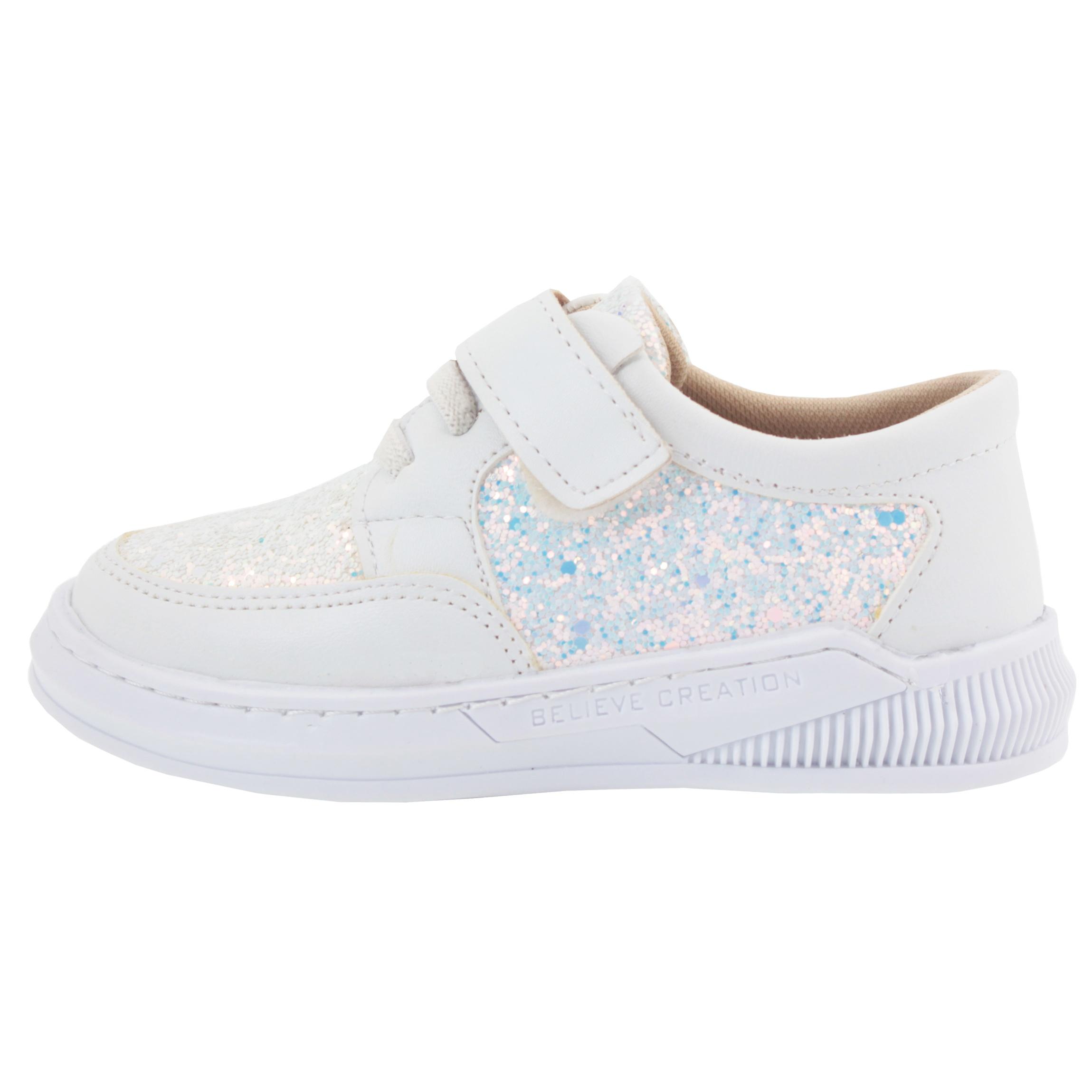 کفش مخصوص پیاده روی دخترانه کد x124
