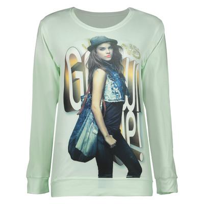 تصویر تی شرت زنانه کد 01
