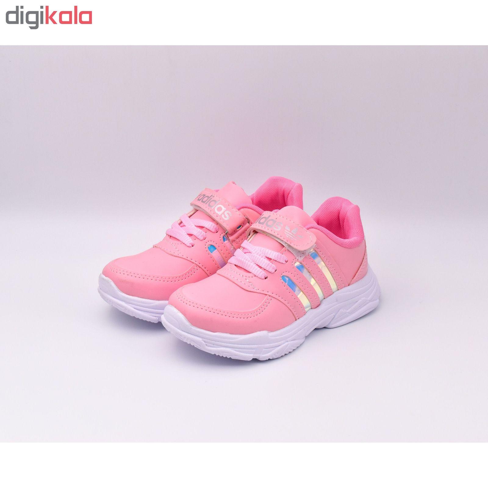 کفش مخصوص پیاده روی دخترانه مدل پاتریس کد 5730