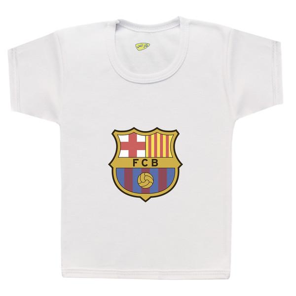 تی شرت پسرانه کارانس طرح بارسلونا کد BT-014