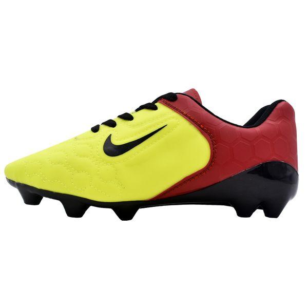 کفش فوتبال پسرانه کد C-3000 غیر اصل