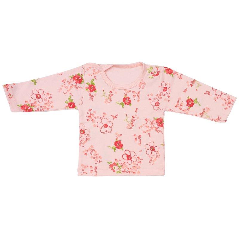 ست 3 تکه لباس نوزادی دخترانه طرح پر گل
